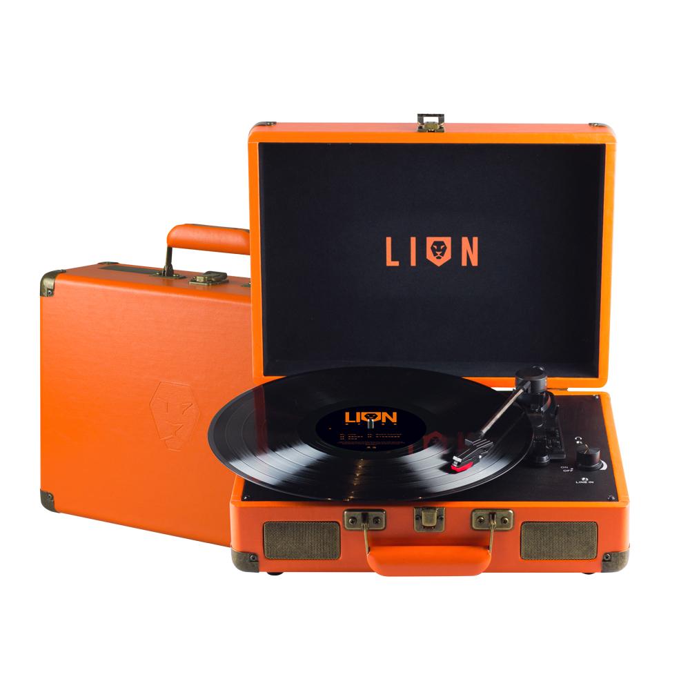 獅子合唱圖