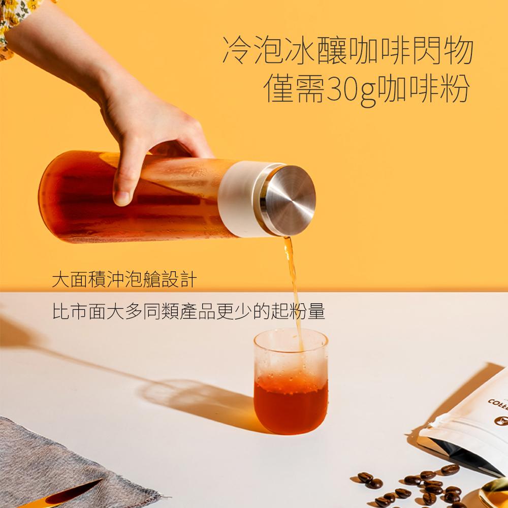TIMEMORE泰摩冷泡咖啡冰錐瓶